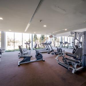 hotel gym 2