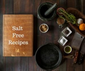 Salt FreeRecipes