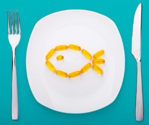 fish oil weight loss improve depression