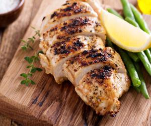 lemon and garlic roast chicken weight loss recipe