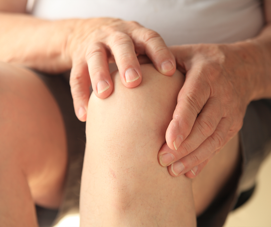 knee pain weight loss