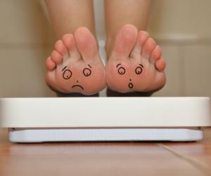 Wrong reason to lose weight