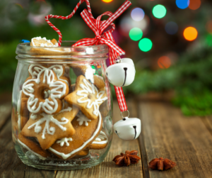 Christmas baking weight loss