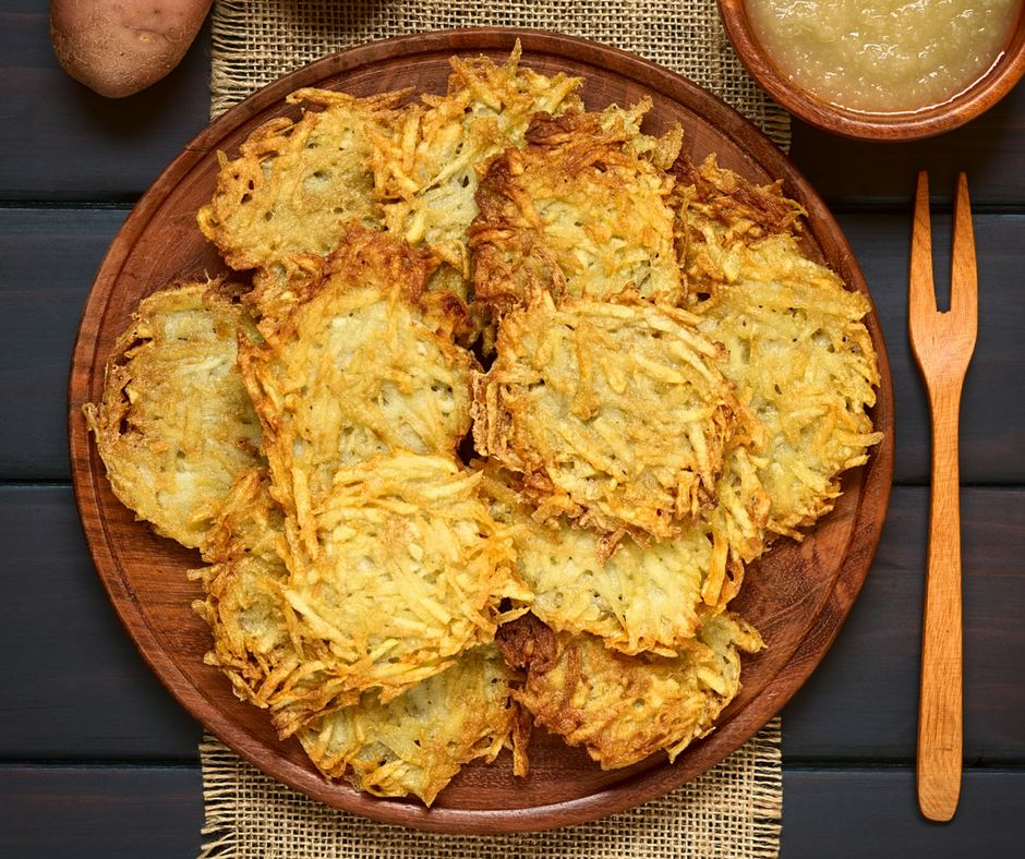 Healthy hashbrowns