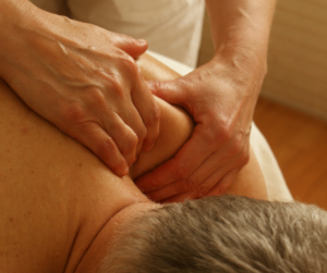 Massage helps you get fit