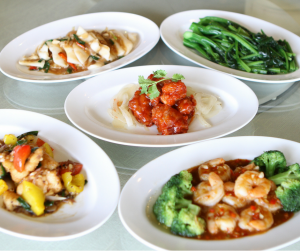 smaller meal portions